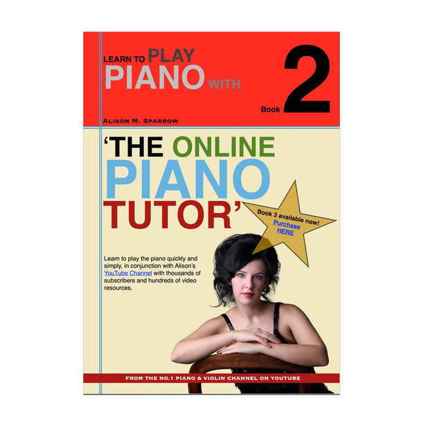 Learn To Play The Piano Book 2 | (Download Only)