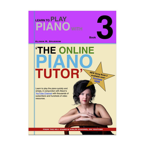Learn To Play The Piano Book 3 | (Download Only)