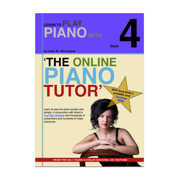 Learn To Play The Piano Book 4 | (Download Only)