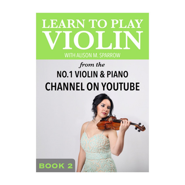 Learn To Play The Violin Book 2 | (Download Only)