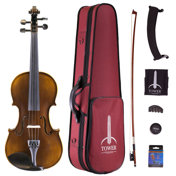 Tower Strings Legend Violin Outfit