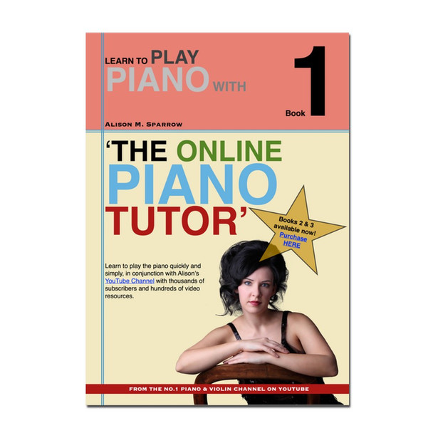 Learn To Play The Piano Book 1 | (Download Only)