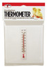 Incubator Thermometer Kit Item #: 6303  2 PACK! Essential for monitoring the temperature inside an incubator. Mercury-free thermometer comes mounted on a clear Mylar sheet to keep it on top of the eggs for easy viewing. Easy-to-read graduation marks can be seen through the incubator window.      Mercury free     Mounted on a clear Mylar sheet to keep it on top of the eggs     Measures 4.5 inch wide by 5.5 inch high     Essential for monitoring the temperature inside an incubator     Easy-to-read graduation marks
