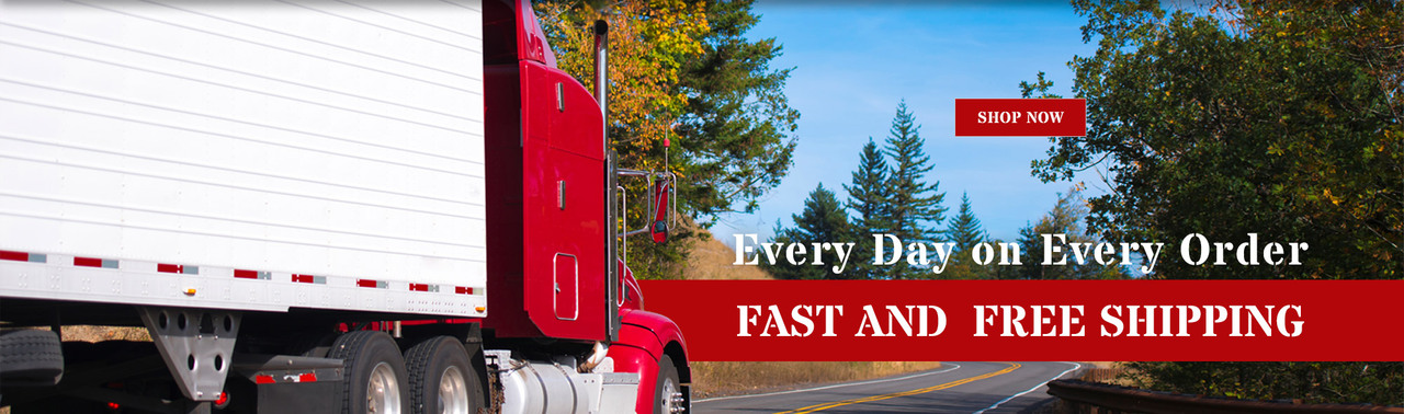Fast and Free Shipping Every Day