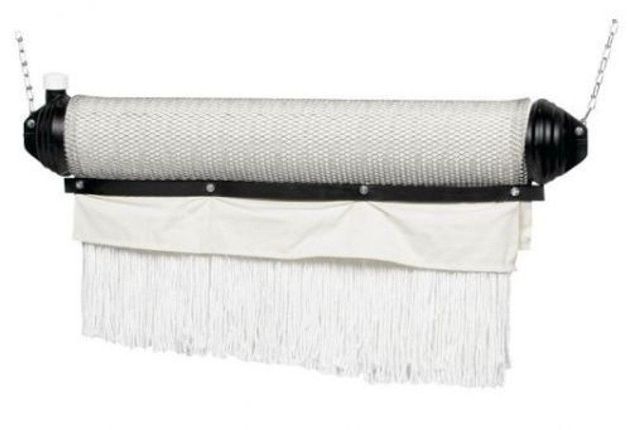 "B&W Pest Doom Cattle Face Fly Oiler 45"" Replacement Mop and Canvas"