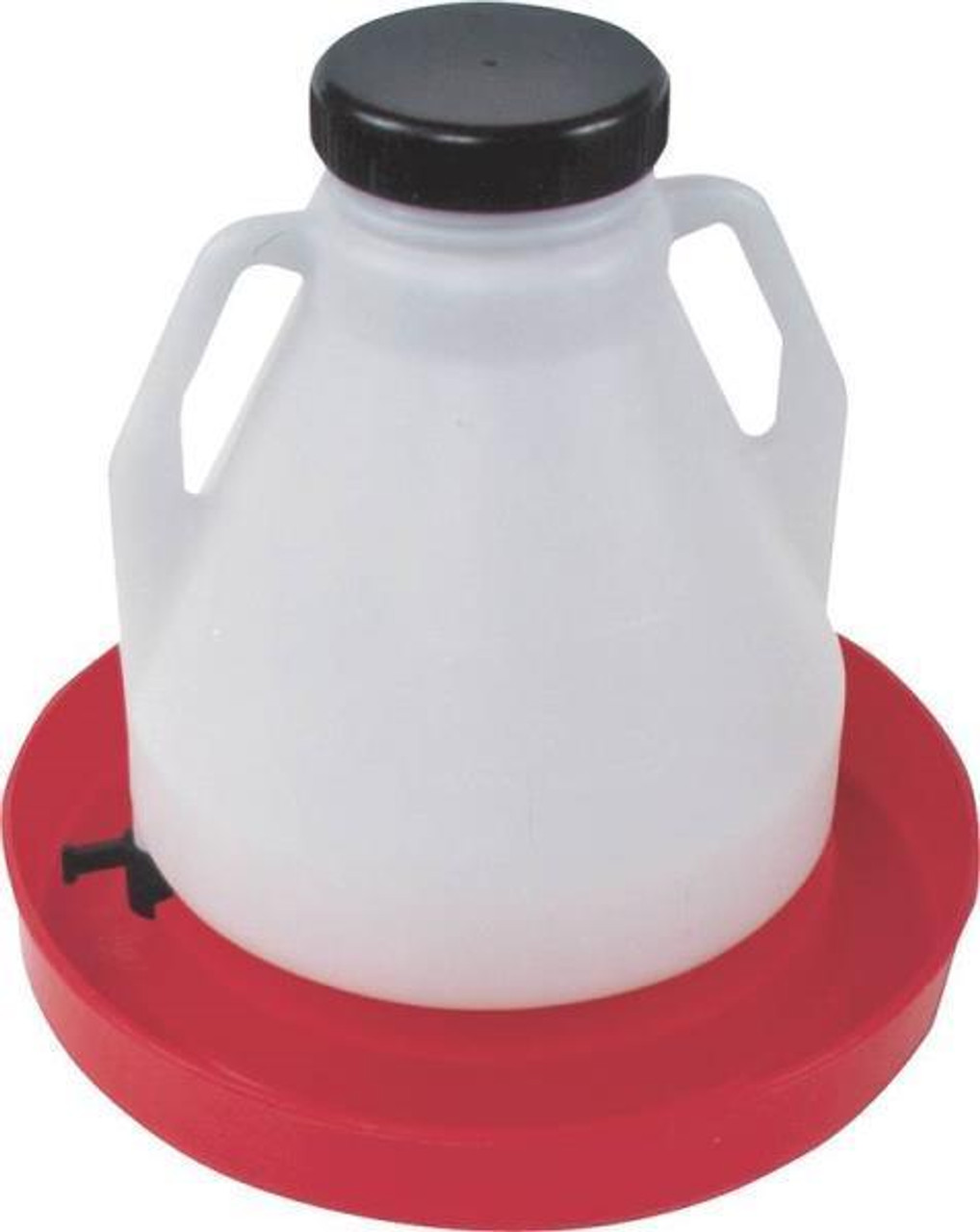 Brower 4 Gallon Poly Poultry Waterer Fount
