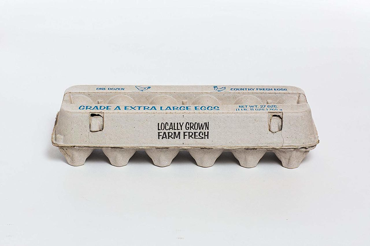 140 Egg Cartons - 12 Count Grade A EXTRA LARGE