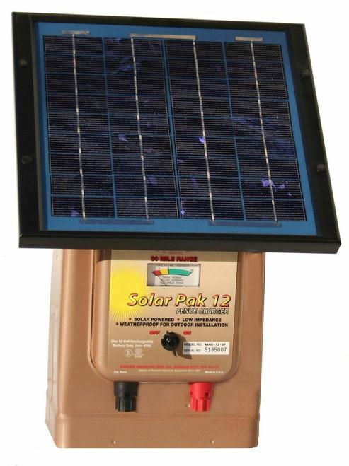 Parmak Precision MAG 12SP 12 Volt Magnum Solar Fencer