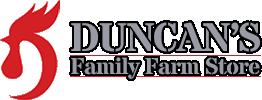 Duncan's Family Farm Store