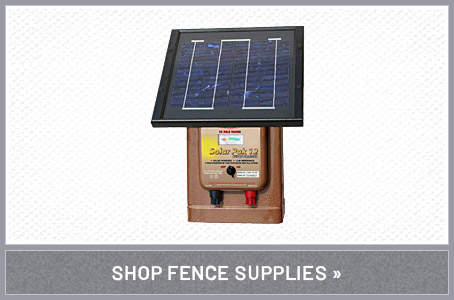 Shop Fence Supplies