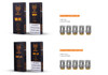 Wolf WF WF-H Replacement Coils by SnowWolf by SnowWolf WF WF-H Replacement Coils by Vape Coils by Cheap SnowWolf WF Coil Vape Deals by Wholesale to the Public by Cheapest Vape Store Online by Vape by Vapor by Ecig by Ejuice by Eliquid by SnowWolf Vape by SnowWolf USA by ECIGMAFIA