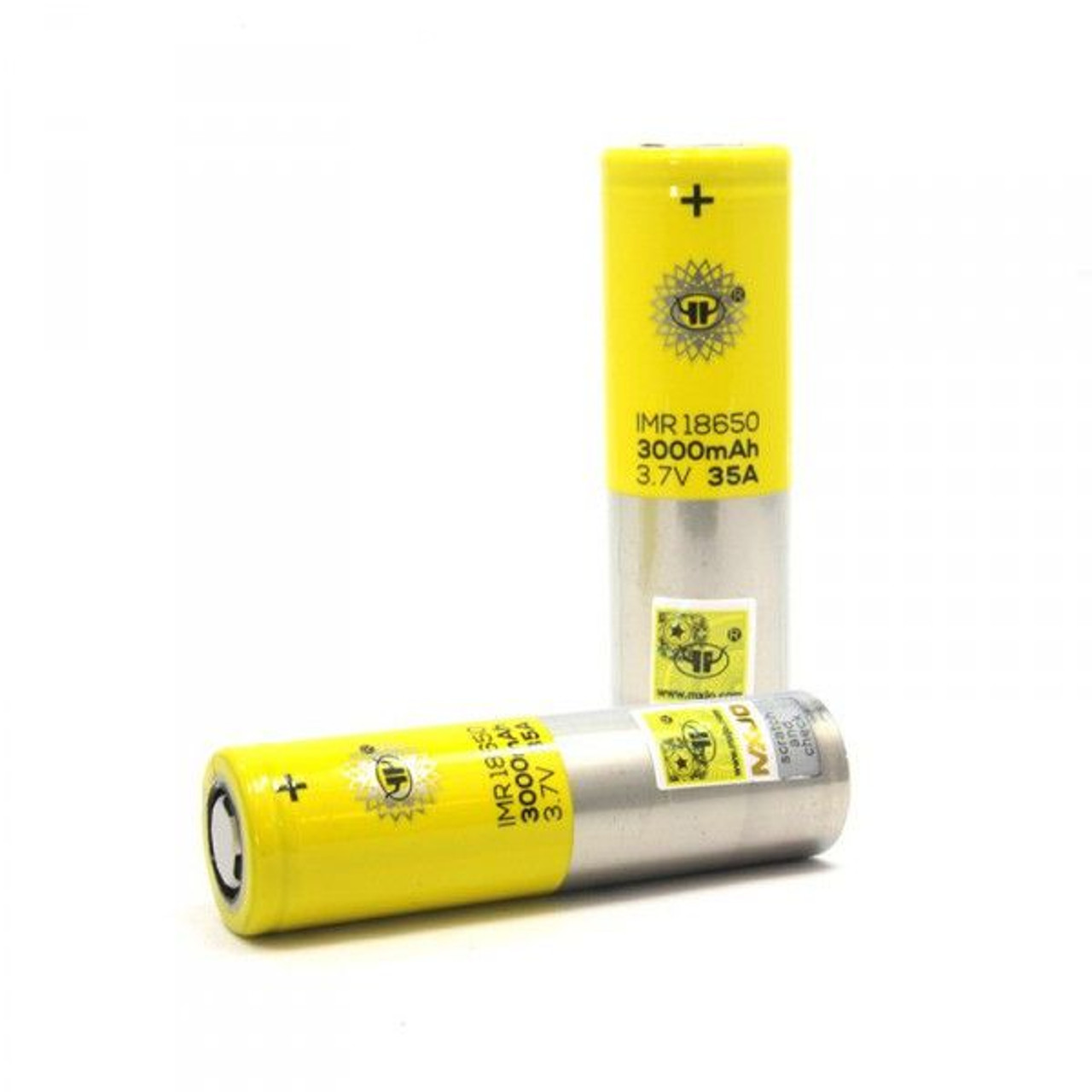 MXJO 18650 3000mAh 35A IMR Battery