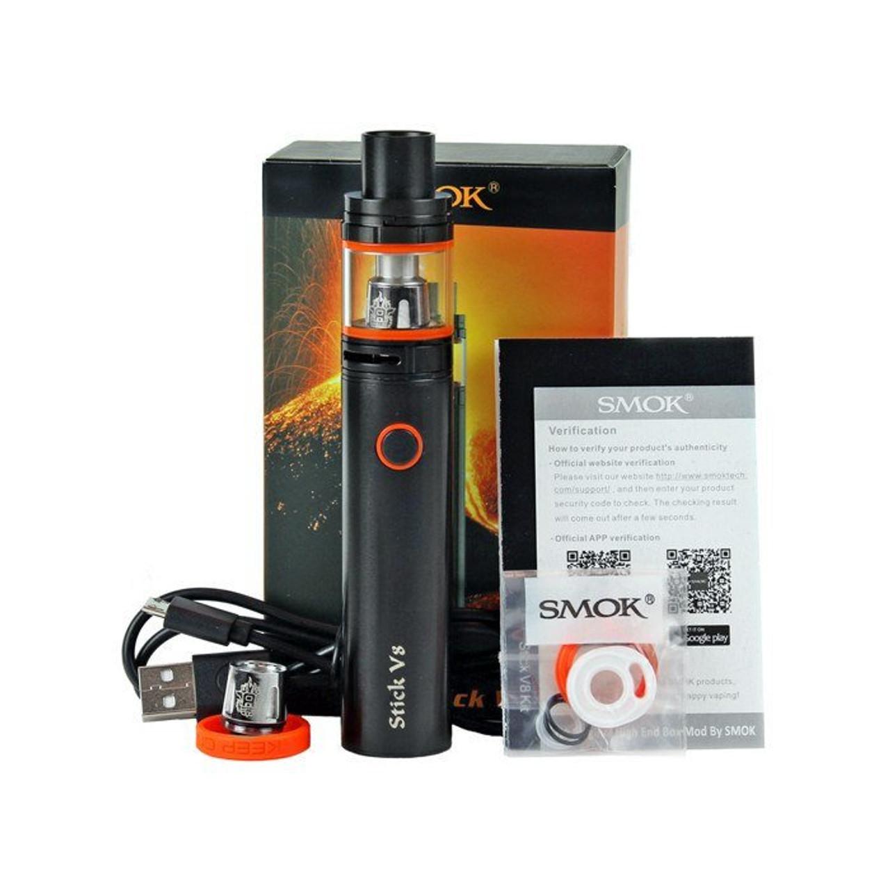 Smok Stick V8 + TFV8 Big Baby Tank Starter Kit