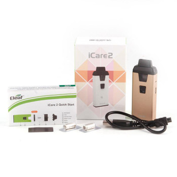 iCare 2 AiO POD Kit by ELEAF | ELEAF iCare 2 AiO Pod System Kit | Cheap AiO Pod System Kits | Cheap ELEAF Vape Deals | Wholesale to the Public | Cheapest Vape Store Online | Vape | Vapor | Ecig | Ejuice | Eliquid | ELEAF Vape | ELEAF USA | ECIGMAFIA
