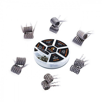 6-in-1 Prebuilt Coils by GeekVape | GeekVape 6-in1 Prebuilt Coils Pack | Vape Coils | Cheap GeekVape Vape Deals | Wholesale to the Public | Cheapest Vape Store Online | Vape | Vapor | Ecig | Ejuice | Eliquid | GeekVape Vape | GeekVape USA | ECIGMAFIA