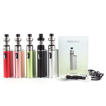 iStick Melo Kit by Eleaf | Eleaf iStick Melo 60w TC Kit Comes With Melo 4 Sub-Ohm Tank | Cheap Vape Kits | Cheap Eleaf Vape Deals | Wholesale to the Public | Cheapest Vape Store Online | Vape | Vapor | Ecig | Ejuice | Eliquid | Eleaf Vape | Eleaf USA | ECIGMAFIA