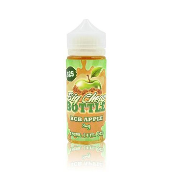 BCB Apple E-Juice 120mL by Big Cheap Bottle | BCB Apple 120mL E-Liquid | BCB Apple 120mL | Cheap E-Juices | Cheap e-Liquid Deals | Cheap BCB + Big Cheap Bottle E-Juice Deals | Wholesale to the Public | Cheapest Vape Store Online | Vape | Vapor | Ecig | Ejuice | Eliquid | Big Cheap Bottle E-Liquids | Big Cheap Bottle USA | Big Cheap Bottle Ejuice | ECIGMAFIA