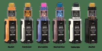 Reuleaux RX GEN3 Dual 230W TC Starter Kit by Wismec + JayBo | Reuleaux RX GEN3 Dual Kit Comes With Gnome King Sub-Ohm Tank | Sub Ohm Vape Kit | Cheap Wismec Vape Deals | Wholesale to the Public | Cheapest Vape Store Online | Vape | Vapor | Ecig | Ejuice | Eliquid | Wismec Vape | Wismec USA | ECIGMAFIA