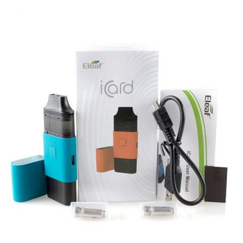 iCard AiO POD Kit by ELEAF | ELEAF iCard AiO Pod System Kit | Cheap AiO Pod System Kits | Cheap ELEAF Vape Deals | Wholesale to the Public | Cheapest Vape Store Online | Vape | Vapor | Ecig | Ejuice | Eliquid | ELEAF Vape | ELEAF USA | ECIGMAFIA