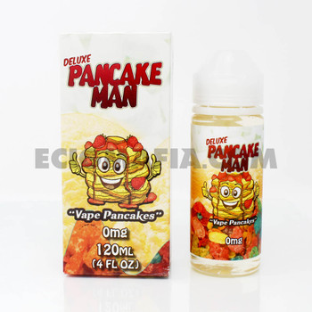 Pancake Man Deluxe E-Juice 120mL by Vape Breakfast Classics | Pancake Man Deluxe 120mL E-Liquid | Pancake Man Deluxe 120mL | Cheap E-Juices | Cheap e-Liquid Deals | Cheap Pancake Man E-Juice Deals | Wholesale to the Public | Cheapest Vape Store Online | Vape | Vapor | Ecig | Ejuice | Eliquid | Pancake Man E-Liquids | Pancake Man USA | Pancake Man Ejuice | ECIGMAFIA