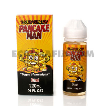 Pancake Man Tooty Frooty E-Juice 120mL by Vape Breakfast Classics | Pancake Man Tooty Frooty 120mL E-Liquid | Pancake Man Tooty Frooty 120mL | Cheap E-Juices | Cheap e-Liquid Deals | Cheap Pancake Man E-Juice Deals | Wholesale to the Public | Cheapest Vape Store Online | Vape | Vapor | Ecig | Ejuice | Eliquid | Pancake Man E-Liquids | Pancake Man USA | Pancake Man Ejuice | ECIGMAFIA