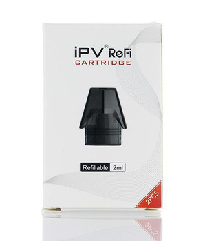 IPV ReFi AiO Replacement Pod Cartridges 2 Pack by Pioneer4You | IPV ReFi Pods | IPV ReFi Cartridges | Vape Pod System Cartridges | Cheap IPV Vape Deals | Wholesale to the Public | Cheapest Vape Store Online | Vape | Vapor | Ecig | Ejuice | Eliquid | IPV Vape | IPV USA | Pionner4You | ECIGMAFIA