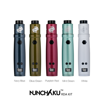 Nunchaku RDA Kit by Uwell | Uwell Nunchaku RDA 80W TC Starter Kit Comes With Nunchaku RDA Atomizer | Sub Ohm RDA Vape Pen Kits | Cheap Uwell Vape Deals | Wholesale to the Public | Cheapest Vape Store Online | Vape | Vapor | Ecig | Ejuice | Eliquid | Uwell Vape | Uwell USA | ECIGMAFIA