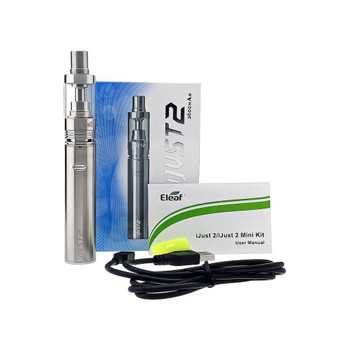 iJust 2 Kit by Eleaf | Eleaf iJust 2 Kit Comes With iJust 2 Sub-Ohm Tank | Cheap Vape Kits | Cheap Eleaf Vape Deals | Wholesale to the Public | Cheapest Vape Store Online | Vape | Vapor | Ecig | Ejuice | Eliquid | Eleaf Vape | Eleaf USA | ECIGMAFIA