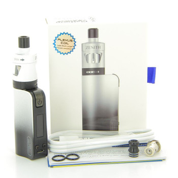 COOLFIRE MINI ZENITH D22 Kit by INNOKIN | INNOKIN COOLFIRE MINI 40W KIT Comes With ZENITH D22 MTL Tank | Cheap Box Mod Vape Kits | Cheap INNOKIN Vape Deals | Wholesale to the Public | Cheapest Vape Store Online | Vape | Vapor | Ecig | Ejuice | Eliquid | INNOKIN Vape | INNOKIN USA | ECIGMAFIA