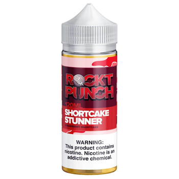 Shortcake Stunner E-Juice 120mL by Rockt Punch E-Liquids | Rockt Punch Shortcake Stunner 120mL E-Liquid | Shortcake Stunner 120mL | Cheap E-Juices | Cheap e-Liquid Deals | Cheap Rockt Punch E-Juice Deals | Wholesale to the Public | Cheapest Vape Store Online | Vape | Vapor | Ecig | Ejuice | Eliquid | Rockt Punch E-Liquids | Rockt Punch USA | Rockt Punch | ECIGMAFIA