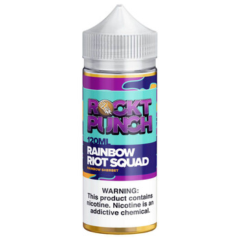 Rainbow Riot Squad E-Juice 120mL by Rockt Punch E-Liquids | Rockt Punch Rainbow Riot Squad 120mL E-Liquid | Rainbow Riot Squad 120mL | Cheap E-Juices | Cheap e-Liquid Deals | Cheap Rockt Punch E-Juice Deals | Wholesale to the Public | Cheapest Vape Store Online | Vape | Vapor | Ecig | Ejuice | Eliquid | Rockt Punch E-Liquids | Rockt Punch USA | Rockt Punch | ECIGMAFIA
