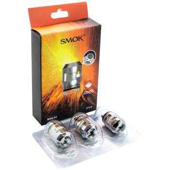 TFV8 BABY V2 COILS by SMOK | SMOK TFV8 BABY V2 Replacement COILS 3 PACK | SMOK TFV8 BABY V2 COILS | BABY V2-A1 + BABY V2-A2 + BABY V2-A3 + BABY V2-S1 + BABY V2-S2 + BABY V2-K1 + BABY V2-K4 COILS | Cheap SMOK Vape COILS | Cheap SMOK Vape Deals | Wholesale to the Public | Cheapest Vape Store Online | Vape | Vapor | Ecig | Ejuice | Eliquid | SMOK Vape | SMOK ECIG | SMOK USA | SMOKTECH | ECIGMAFIA
