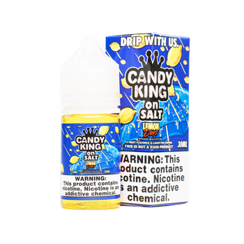 Lemon Drops Salt E-Juice 30mL by Candy King | Candy King Lemon Drops Salt 30mL E-Liquid | Candy King on Salt Lemon Drops 30mL | Cheap Salt E-Juices | Cheap Salt E-Liquid Deals | Cheap Candy King Salt E-Juice Deals | Wholesale to the Public | Cheapest Vape Store Online | Vape | Vapor | Ecig | Ejuice | Eliquid | Candy King Salt E-Liquids | Candy King USA | Candy King Salt Ejuice | ECIGMAFIA