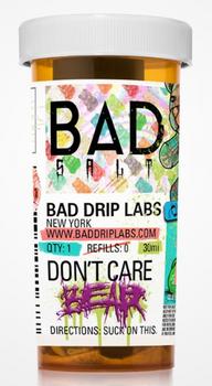 Don't Care Bear Salt E-Juice 30ml by Bad Drip Labs E-Liquids | Bad Drip Labs Don't Care Bear Salt 30ml E-Liquid | Don't Care Bear Salt 30ml | Cheap E-Juices | Cheap e-Liquid Deals | Cheap Bad Drip Labs E-Juice Deals | Wholesale to the Public | Cheapest Vape Store Online | Vape | Vapor | Ecig | EJuice | Eliquid | Bad Drip Labs E-Liquids | Bad Drip Labs USA | Bad Drip Labs E-Liquids | ECIGMAFIA