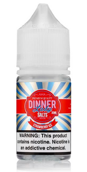 Strawberry Ice Salt E-Juice 30ml by Dinner Lady E-Liquids | Dinner Lady Strawberry Ice Salt 30ml E-Liquid | Strawberry Ice Salt 30ml | Cheap E-Juices | Cheap e-Liquid Deals | Cheap Dinner Lady E-Juice Deals | Wholesale to the Public | Cheapest Vape Store Online | Vape | Vapor | Ecig | EJuice | Eliquid | Dinner Lady E-Liquids | Dinner Lady USA | Dinner Lady E-Liquids | ECIGMAFIA