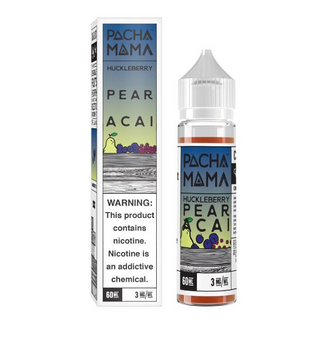 Huckleberry Pear Acai E-Juice 60ml by Pachamama E-Liquids | Pachamama Huckleberry Pear Acai 60ml E-Liquid | Huckleberry Pear Acai 60ml | Cheap E-Juices | Cheap e-Liquid Deals | Cheap Pachamama E-Juice Deals | Wholesale to the Public | Cheapest Vape Store Online | Vape | Vapor | Ecig | EJuice | Eliquid | Pachamama E-Liquids | Pachamama USA | Pachamama E-Liquids | ECIGMAFIA