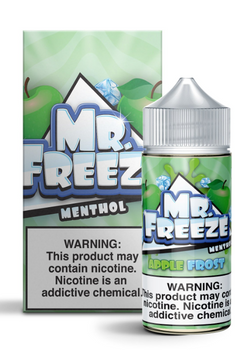 Apple Frost E-Juice 100ml by Mr.Freeze E-Liquids | Mr.Freeze Apple Frost 100ml E-Liquid | Apple Frost  100ml | Cheap E-Juices | Cheap e-Liquid Deals | Cheap Mr.Freeze E-Juice Deals | Wholesale to the Public | Cheapest Vape Store Online | Vape | Vapor | Ecig | EJuice | Eliquid | Mr.Freeze E-Liquids | Mr.Freeze USA | Mr.Freeze E-Liquids | ECIGMAFIA