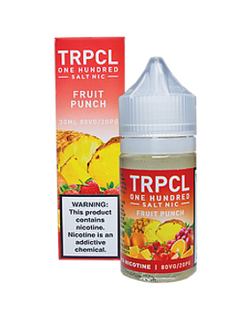 Fruit Punch E-Juice 30ml by TRPCL 100 Salt E-Liquids | TRPCL 100 Salt E-Liquid Fruit Punch 30ml | Fruit Punch 30ml | Cheap E-Juices | Cheap Deals | Cheap TRPCL 100 Salt E-Liquid E-Juice Deals | Wholesale to the Public | Cheapest Vape Store Online | Vape | Vapor | Ecig | EJuice | Eliquid | TRPCL 100 Salt E-Liquids | TRPCL 100 Salt E-Liquid USA | TRPCL 100 Salt E-Liquid s | ECIGMAFIA