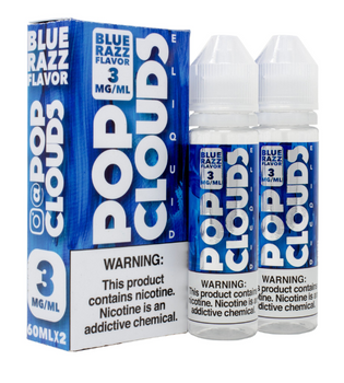 Blue Razz E-Juice 120ML by Pop Clouds E-Liquids | Pop Clouds E-Liquid Blue Razz 120ML | Blue Razz  120ML | Cheap E-Juices | Cheap Deals | Cheap Pop Clouds E-Liquid E-Juice Deals | Wholesale to the Public | Cheapest Vape Store Online | Vape | Vapor | Ecig | EJuice | Eliquid | Pop Clouds E-Liquids | Pop Clouds E-Liquid USA | Pop Clouds E-Liquids | ECIGMAFIA