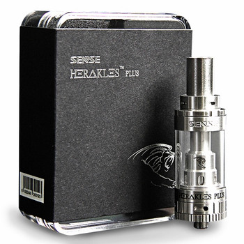 HERAKLES PLUS Tank by SENSE | SENSE HERAKLES PLUS Sub-Ohm Tank | HERAKLES PLUS Tank | Cheap Sub-Ohm Vape Tanks | Cheap SENSE Vape Deals | Wholesale to the Public | Cheapest Vape Store Online | Vape | Vapor | Ecig | Ejuice | Eliquid | SENSE Vape | SENSE ECIG | SENSE USA | ECIGMAFIA