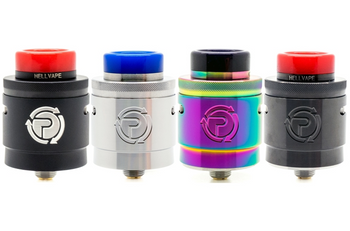 Passage RDA by HellVape x Beyond Vape | HellVape Passage Rebuildable Atomizer | RDA Vape RDAs | Cheap HellVape Vape Deals | Wholesale to the Public | Cheapest Vape Store Online | Vape | Vapor | Ecig | Ejuice | Eliquid | HellVape | HellVape USA | ECIGMAFIA