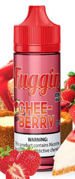 Fuggin Vapor CheeBerry 120ml E-Juice