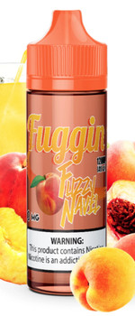 Fuggin Vapor Fuzzy Navel 120ml E-Juice