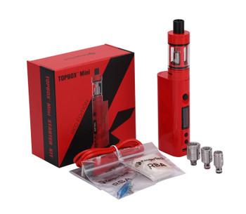 TOPBOX MINI KIT by KANGER | KANGER TOPBOX MINI 75w TC Kit Comes With TOPTANK MINI Sub-Ohm Tank | Cheap Box Mod Vape Kits | Cheap KANGER Vape Deals | Wholesale to the Public | Cheapest Vape Store Online | Vape | Vapor | Ecig | Ejuice | Eliquid | KANGER Vape | KANGER USA | ECIGMAFIA