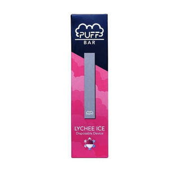 Puff Bar Lychee Ice Disposable Device - (Pack of 1)