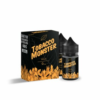 Tobacco Monster Bold 60ml (2x 30ml) E-Juice