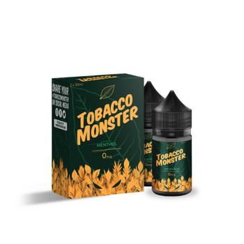 Tobacco Monster Menthol 60ml (2x 30ml) E-Juice