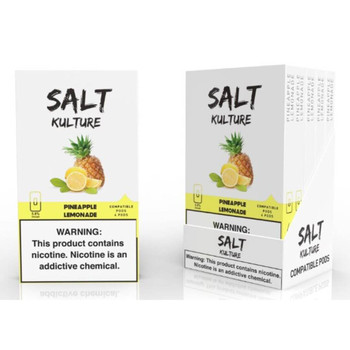 Salt Kulture Pineapple Lemonade (Pack of 4)