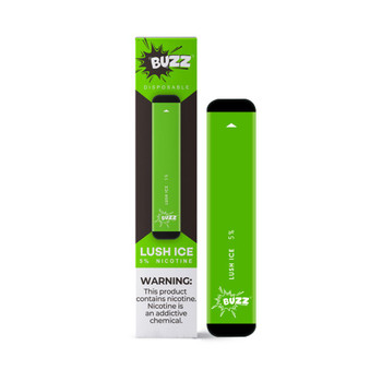 Buzz Lush Ice Disposable Pod