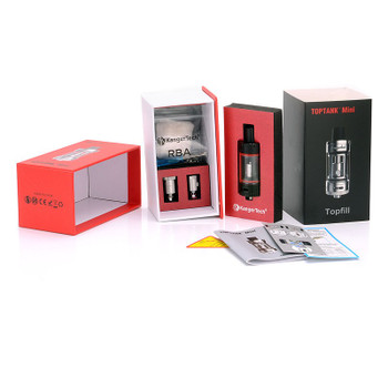 TOPTANK MINI Tank by KANGER | KANGER TOPTANK MINI Sub-Ohm Tank | TOPTANK MINI Tank | Cheap Vape Tanks | Cheap KANGER Vape Deals | Wholesale to the Public | Cheapest Vape Store Online | Vape | Vapor | Ecig | Ejuice | Eliquid | KANGER Vape | KANGER USA | ECIGMAFIA